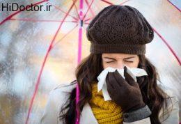 ارتباط سرماخوردگی و خواب آلودگی