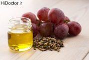 دانه انگور و مهار سرطان