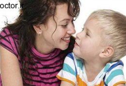 با اصطلاحات بچه گانه با فرزندتان حرف نزنید