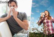ابتلا به آلرژی های مختلف در بهار