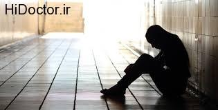 طرد شدن شخص افسرده