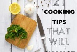برخی از ترفندهای آشپزهای حرفه ای