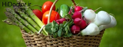 سبزیجات بهاری و این فواید