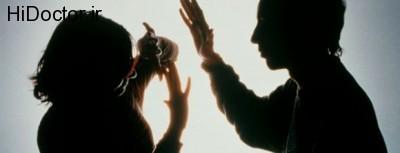 خشونت علیه همسران در منزل