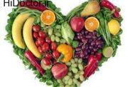 تنظیم فشار خون با برنامه غذایی سالم