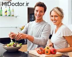 مهار اضافه وزن  پس از تشکیل زندگی مشترک