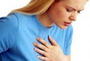 احساس دشواری در تنفس  و بیماری قلبی