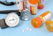 کم و زیاد کردن داروی فشار خون