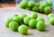گوجه سبز خوردن  به این روش