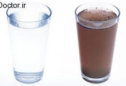 تهدید های آب آلوده برای بدن