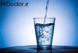 اگر میلی به نوشیدن آب نداشته باشیم چاره چیست؟