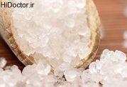 آسیب های مصرف بیش از حد نمک