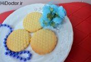 شیرینی به شکل موم عسل