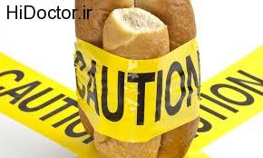 آلرژی داشتن به نان