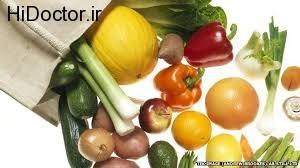 سبزیجات پرخاصیت برای بدن