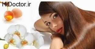 پیشگیری از چربی و کدری مو در تابستان