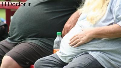 کاهش شانس باروری با اضافه وزن
