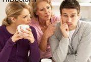 رفتار با خانواده همسر