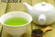 عوارض جانبی برای مصرف چای سبز