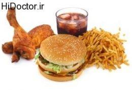 بیماری های کلیوی با استفاده از غذاهای آماده