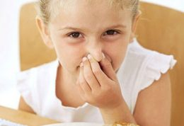 اهمیت دادن به تغذیه خردسالان