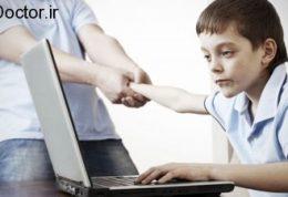 عوارض مضر و خطرناک اینترنت