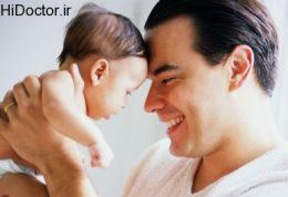 افزایش محبت پدر به فرزند