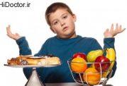 اضافه وزن در خردسالان و چاق شدن آن ها
