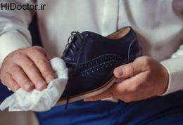 آموزش مراقبت از کفش