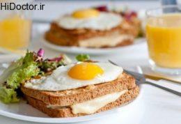 سفره صبحانه سالم با استفاده از این منوی غذایی