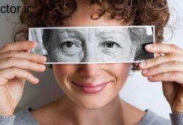 مقابله با نشانه های زودرس پیری