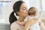 نحوه صحیح بغل کردن نوزاد