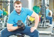 اشتباهات رایج حین ورزش