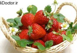 عوارض مصرف توت فرنگی در حاملگی