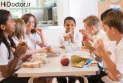 نکات تغذیه ای مهم برای یک نوجوان