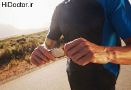 تنظیم برنامه غذایی برای یک ورزشکار