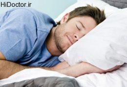 نکات مهم قبل از خواب
