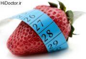 اصول مهم برای کم شدن وزن