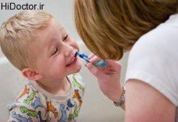 مراقبت از دندان های خردسالان