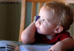 تلفن همراه و خردسالان