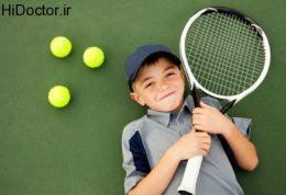 خردسالان و ورزش های دسته جمعی