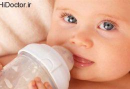 مایعات مفید برای شیرخواران