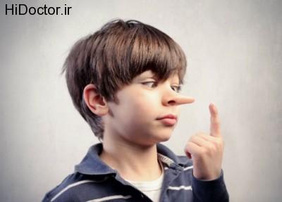 دروغگویی خردسالان و این توصیه ها
