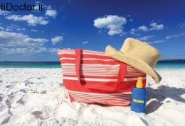 راجع به کرم ضد آفتاب
