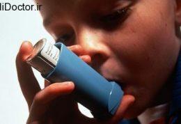 آسم و مشکلات ریوی