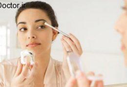 عوارض مواد آرایشی برای خانم های حامله