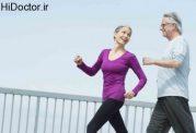 مدت تمرین ورزشی سالمندان