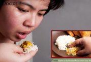 اهمیت غذا خوردن با دست