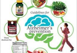مواد غذایی برای حمله به آلزایمر