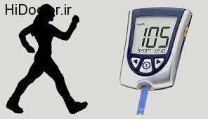 ورزش در مبتلایان به دیابت